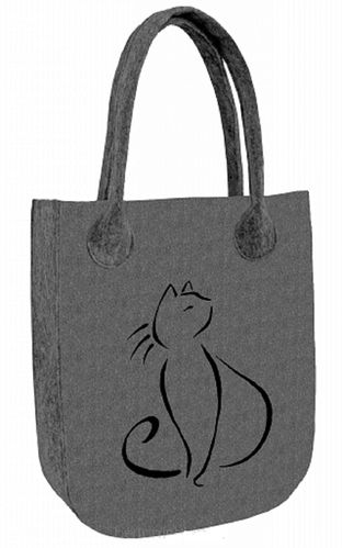 Filztasche »CITY Cat-Fe«