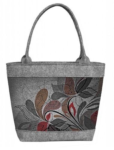 Filztasche POLO »Bloom« TP13