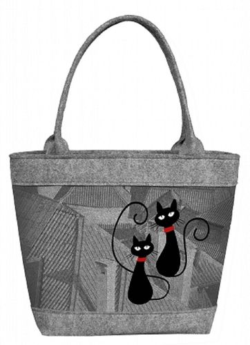 Sac Feutre POLO Cats TP15