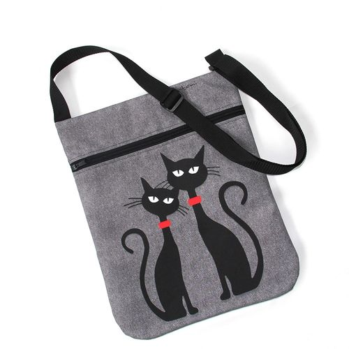 Stofftasche »JOY Black Cats« TJ02