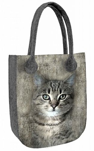 Filztasche »CITY Cat-Fi« TC49