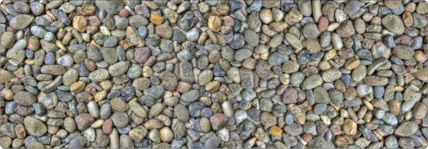 Tischl ufer kieselsteine 387b deko b2b shop bertoni for Anthrazit kieselsteine