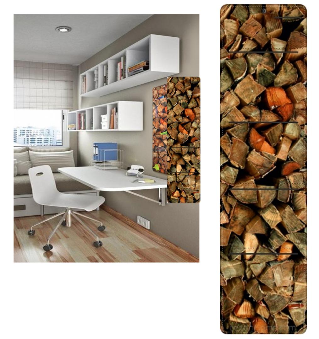 wandorganizer ziegel hm05 deko b2b shop bertoni. Black Bedroom Furniture Sets. Home Design Ideas