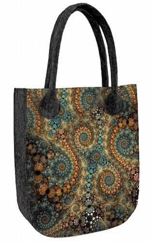 Tasche »CITY Hypnotic« Anthrazit FCA01