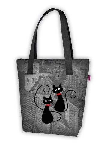 Stofftasche NEW VIVA »Cats« TV18