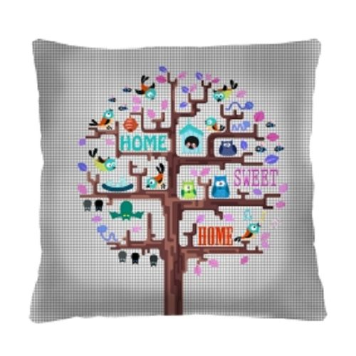 Cushion decoration Sweet Home PD115
