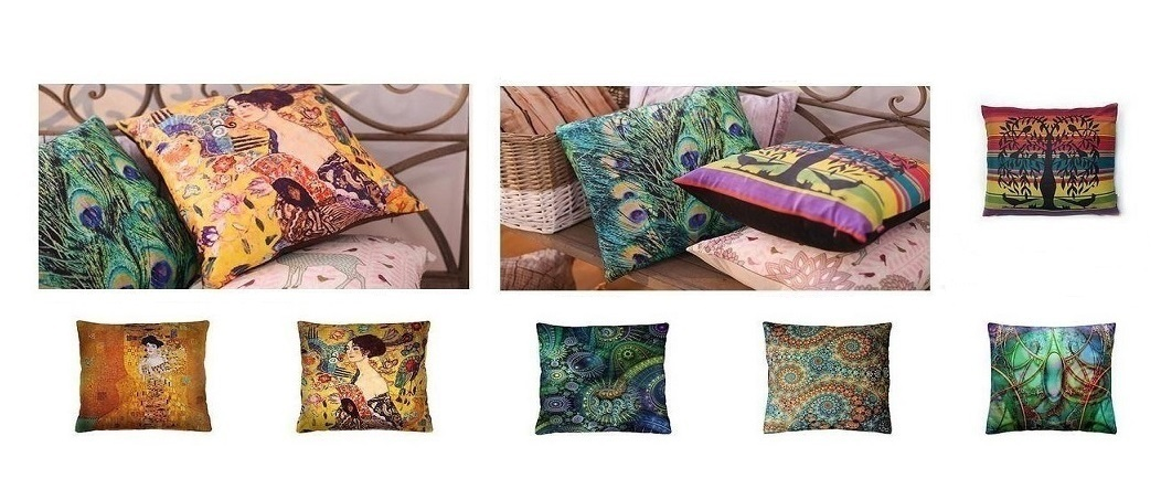 deko kissen tree im b2b online shop kaufen bertoni gro handel. Black Bedroom Furniture Sets. Home Design Ideas