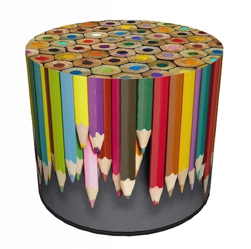 ARSO Pouf Crayons