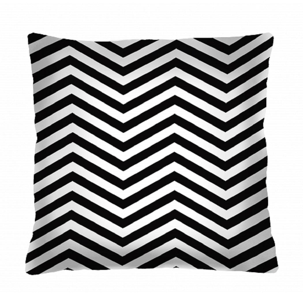 arso oreillers d coratifs 40x40 zigzag bertoni grosshandel. Black Bedroom Furniture Sets. Home Design Ideas