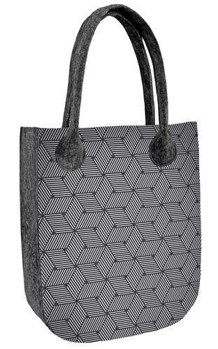 Shopper Filztasche »CITY Cube« TC74