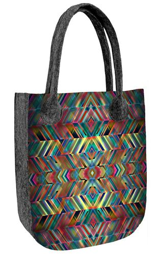 Shopper Filztasche »CITY Trance« TC80
