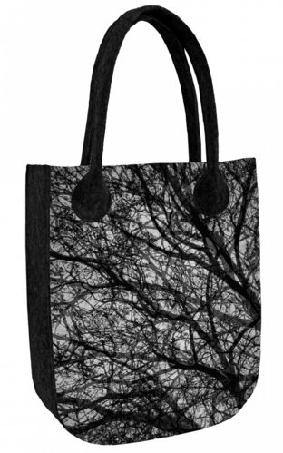 Shopper »CITY Harmony« Anthrazit FCA35