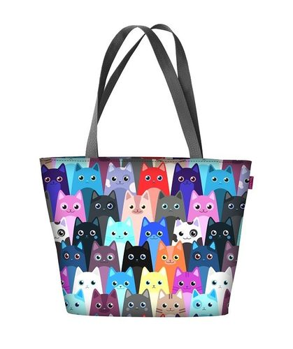 Stofftasche »HOLIDAY Meow« HL09