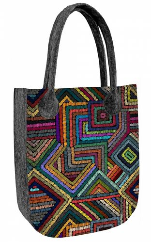 Shopper Filztasche »CITY Inka«