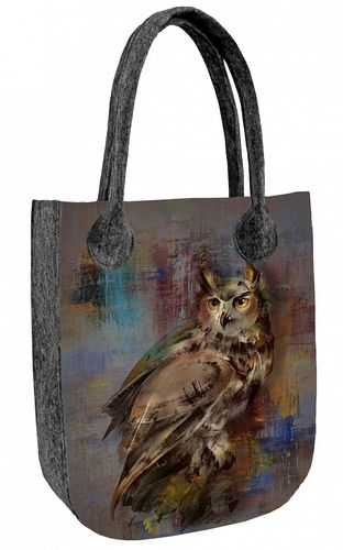 Shopper Filztasche »CITY Rosalia«