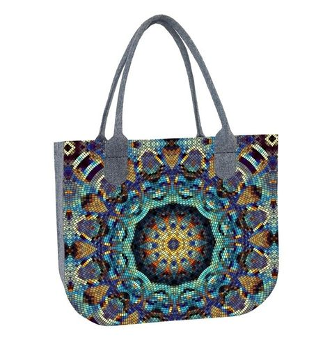 Shopper Filztasche »LADY Barcelona«