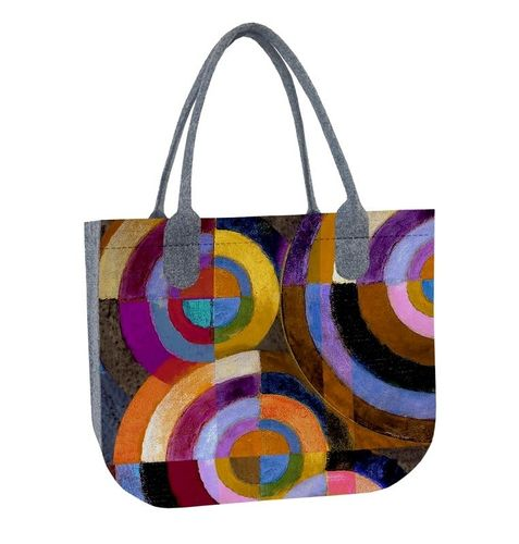 Shopper Filztasche »LADY Circle«