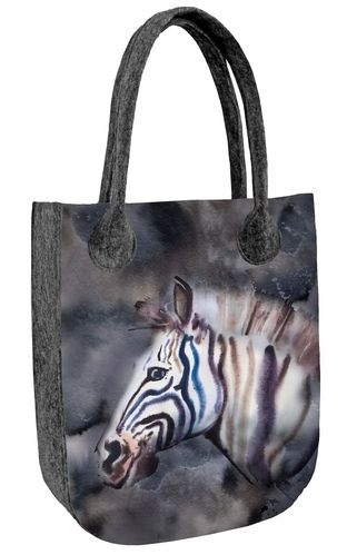 Shopper Filztasche CITY »Savanna«