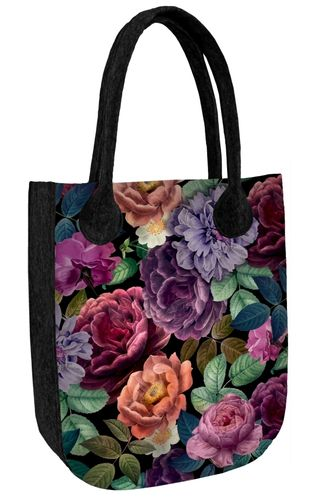 Tasche CITY »Enigma« Anthrazit