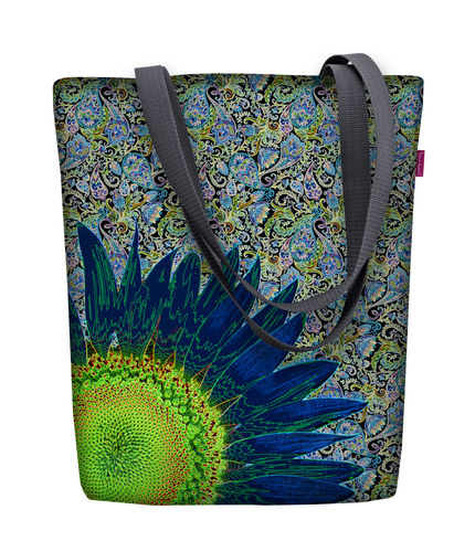 Shopper SUNNY »Blue Flower«