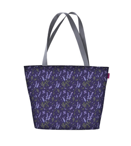 Stofftasche HOLIDAY »Lavender« HL25